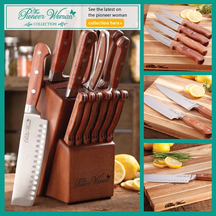 Pioneer Woman Cutlery  sc 1 st  Gibson Overseas Inc. & Gibson Overseas Inc. - Brand - Pioneer Woman - cutlery